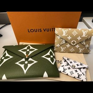 Louis Vuitton Giant Kirigami Summer capsule bags